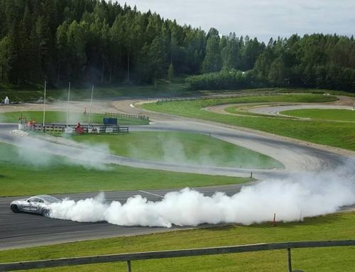 Racerapport från finalen i Northern Drift Series
