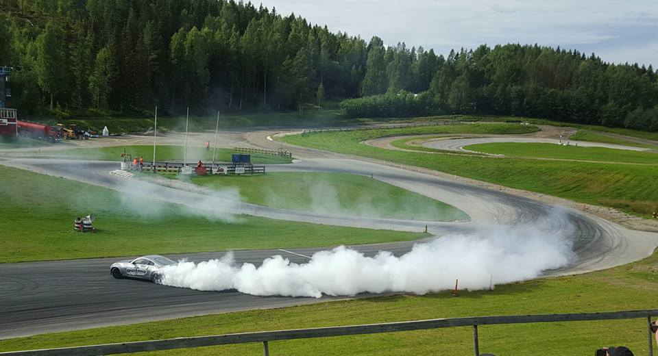 Racerapport från finalen i Northern Drift Series