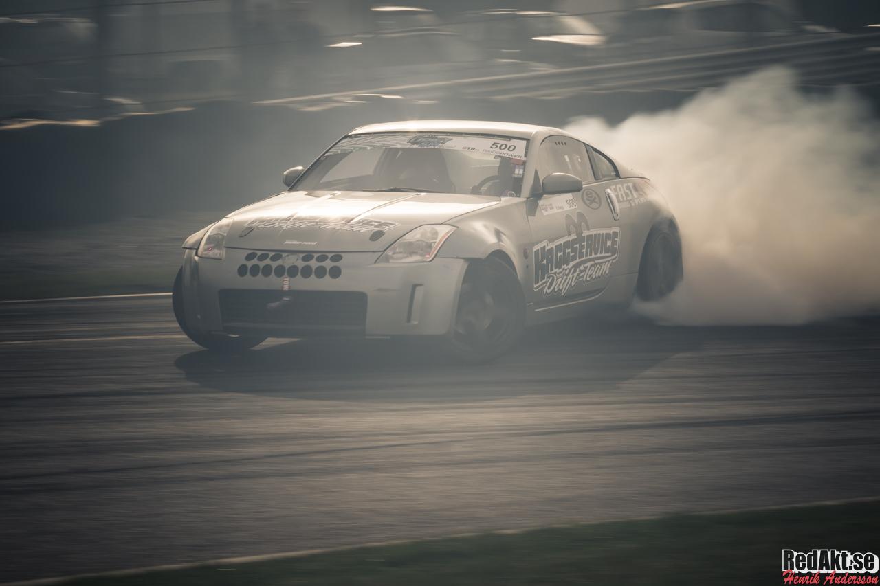 Drift Finals at Sturup Raceway